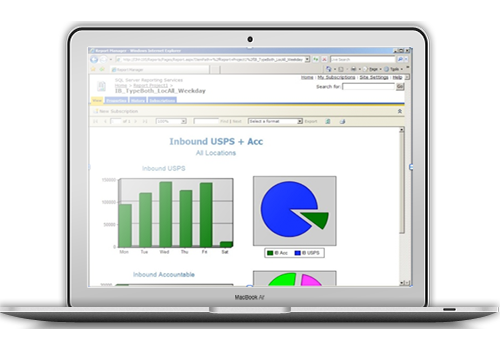 Web-Based Reporting System