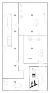 off site security screening floor plan