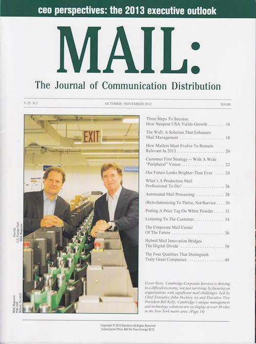 Mail Screening - Cambridge